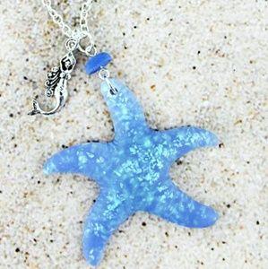 New Starfish Necklace!